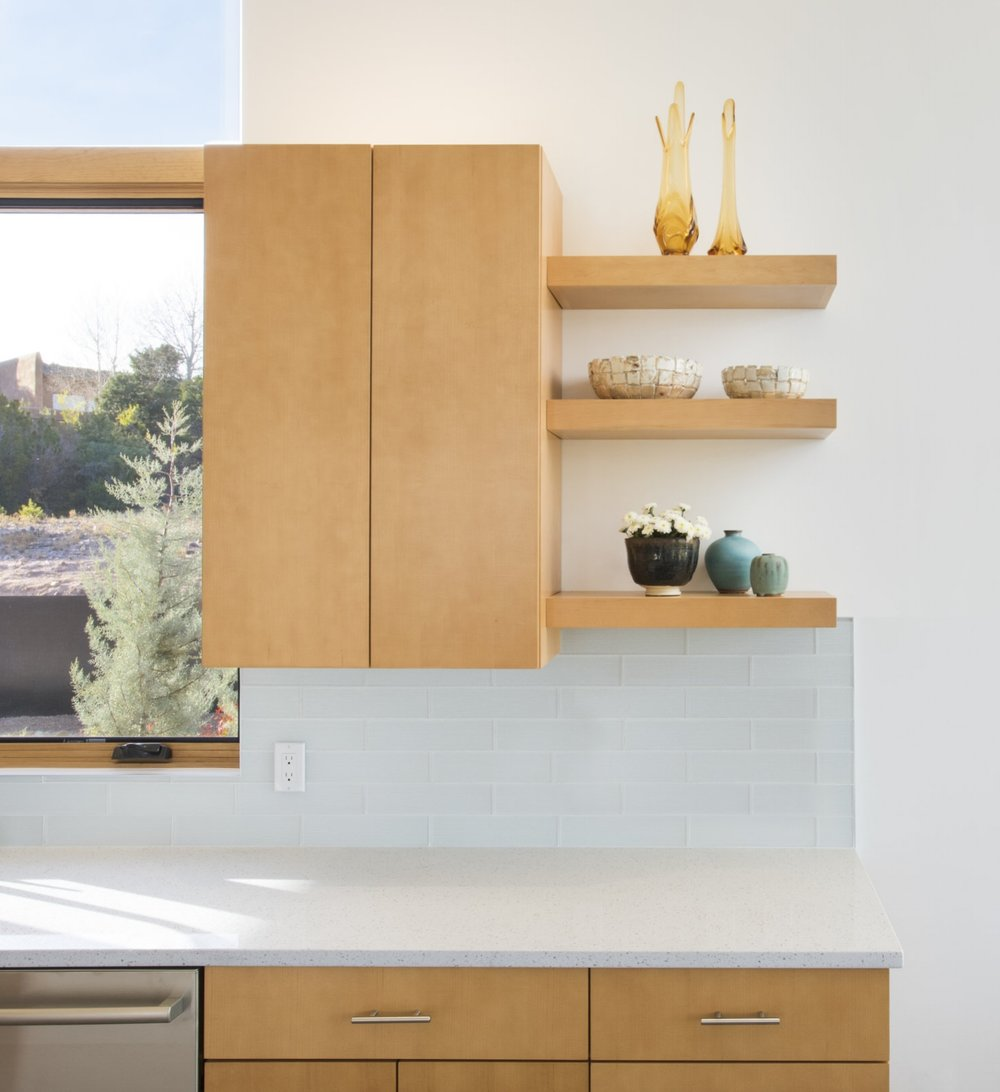 Casas de Santa Fe Kitchen Shelving Detail- Laurie Allegretti.jpeg