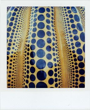 Polaroid Naoshima 6_Pumpkin.jpg