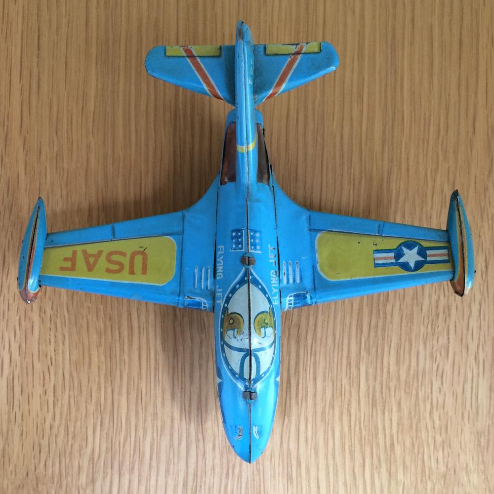 Sparking Jet Marx F9F 02