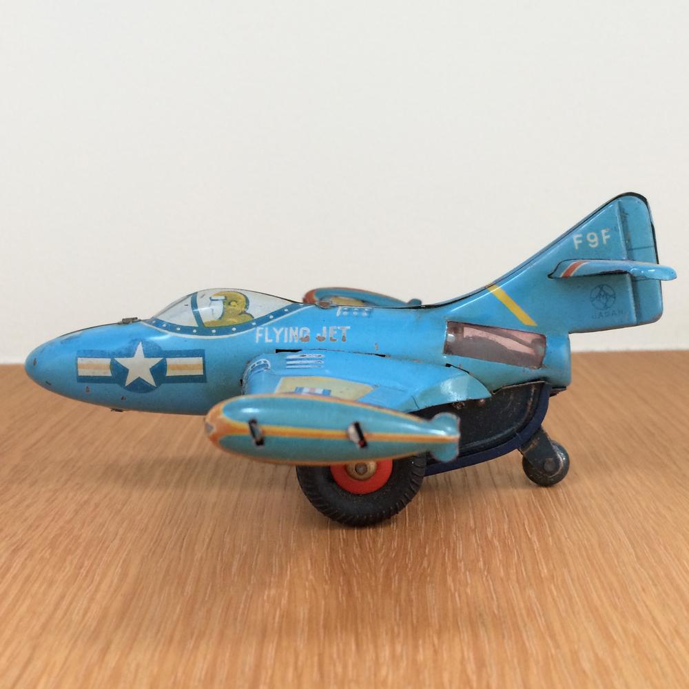 Sparking Jet Marx F9F 03