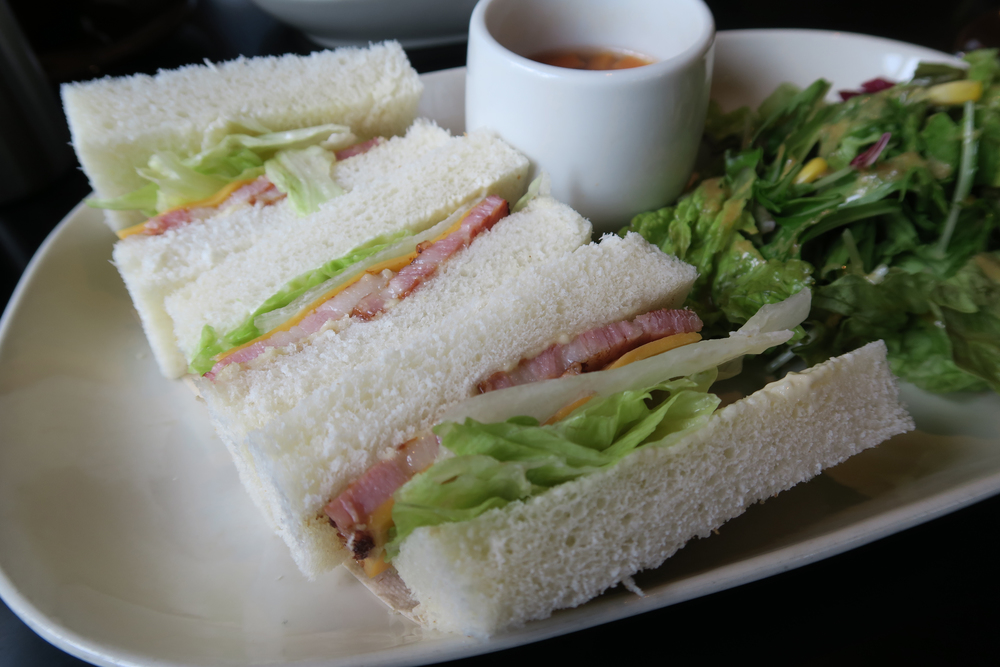 Kayaba Coffee - Ham Sandwich