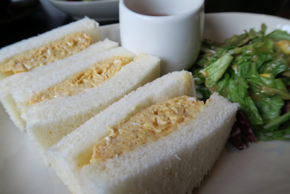 Kayaba Coffee - Egg Sandwich