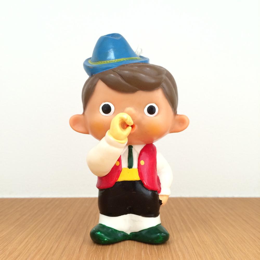 Boku-chan -Swiss (Fuji Bank) 富士銀行のぼくちゃん