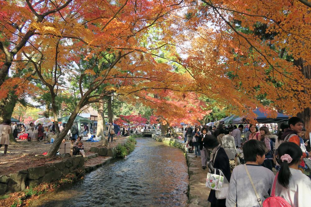 Kamigamo Handicraft Market 上賀茂手づくり市
