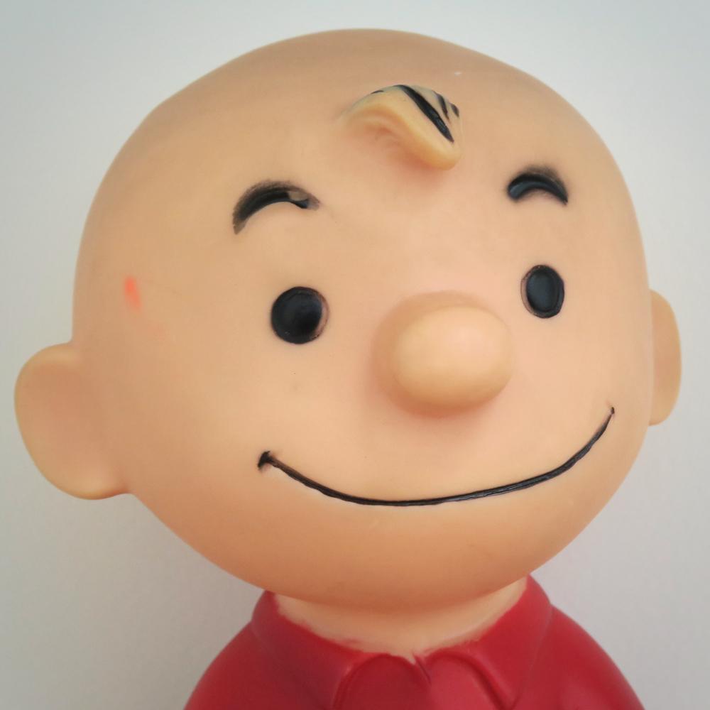 Charlie Brown Vinyl Figure