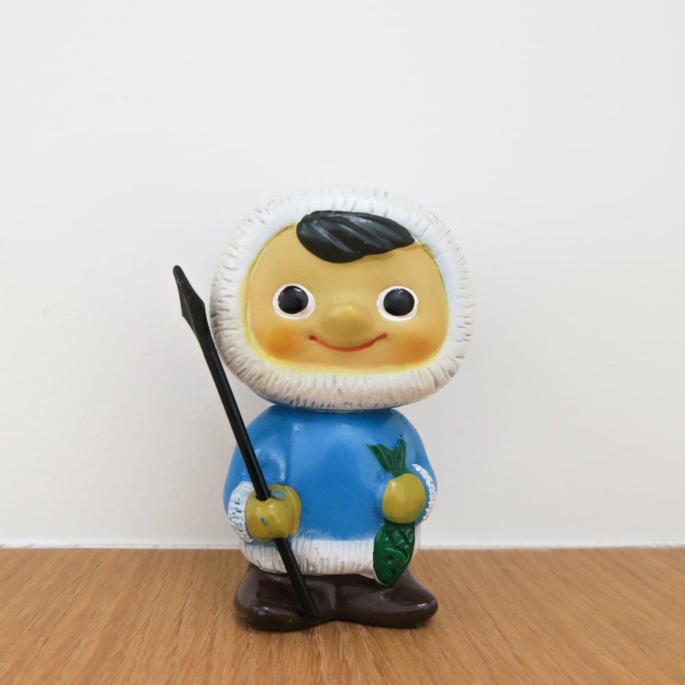 Boku-chan -Eskimo (Fuji Bank) 富士銀行のぼくちゃん