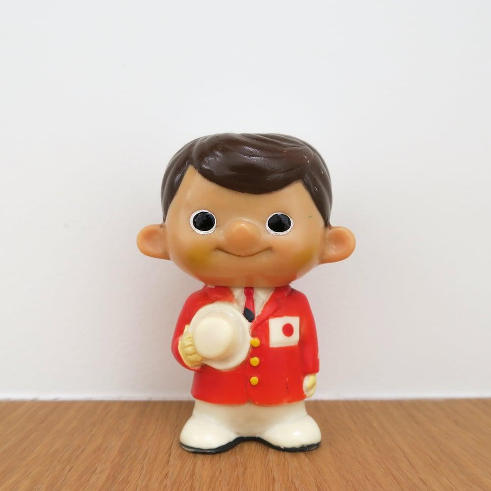 Boku-chan -Japan / Olympics (Fuji Bank) 富士銀行のぼくちゃん