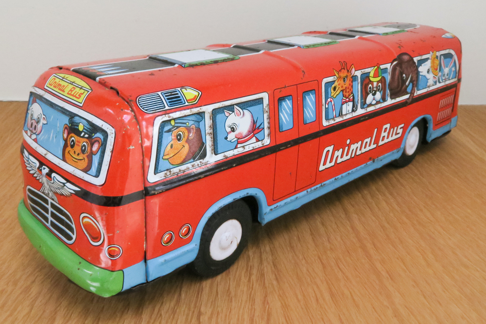 Animal Bus Miyamae - Made in Japan 1960~
