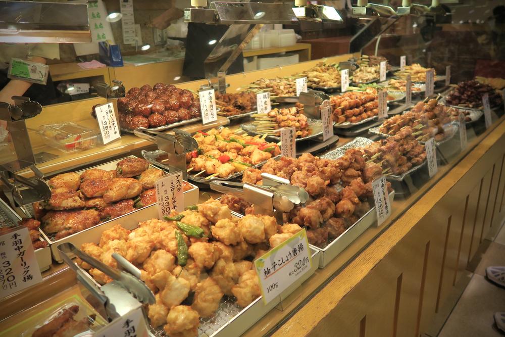 "Tokyo Daimaru Department Store ""depachika"""