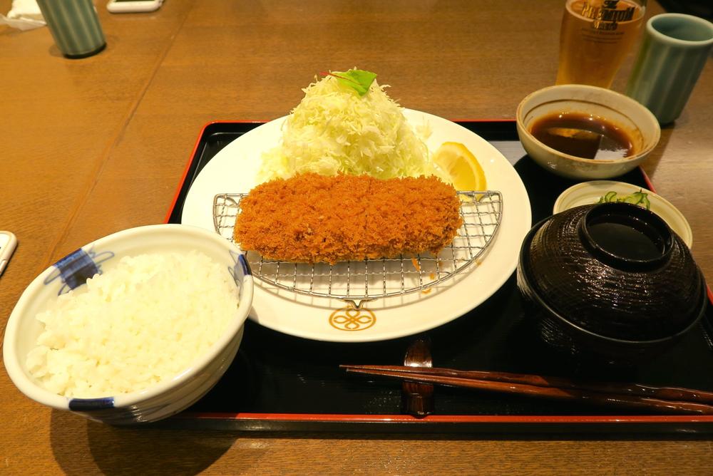 Tonkatsu Maisen - Kurobuta Hide-Katsu Set