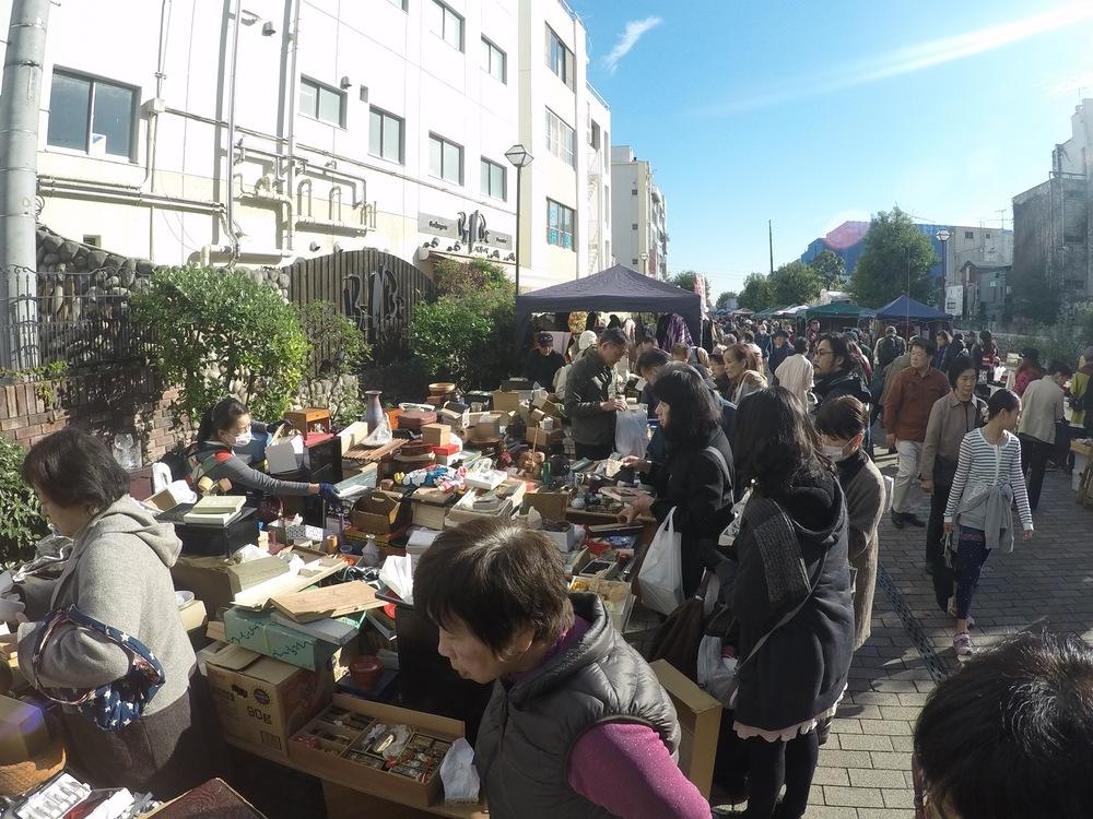 Yamato Promenade Antique Market
