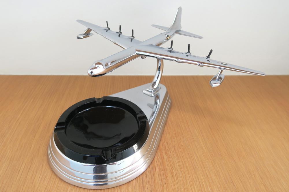 Convair B-36 Bomber Ashtray