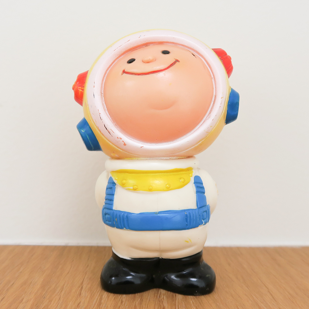 Space Astronaut Boy Coin Bank