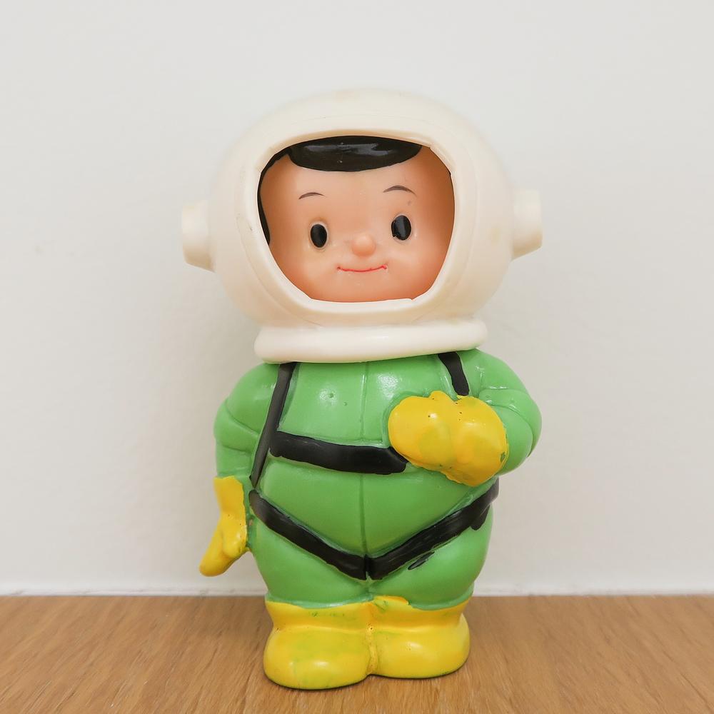 Space Astronaut Boy Coin Bank