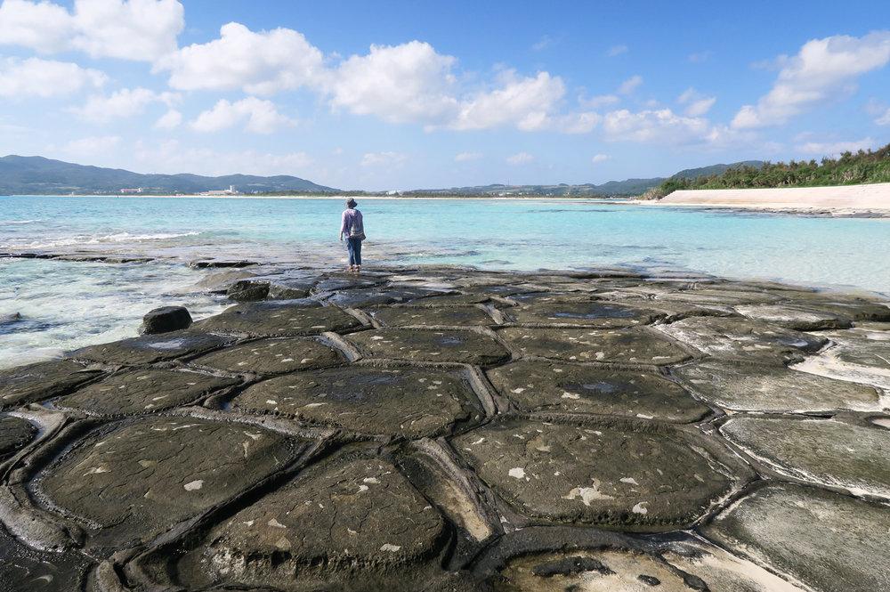 Tatami-ishi 畳石 (Tatami-Rocks)
