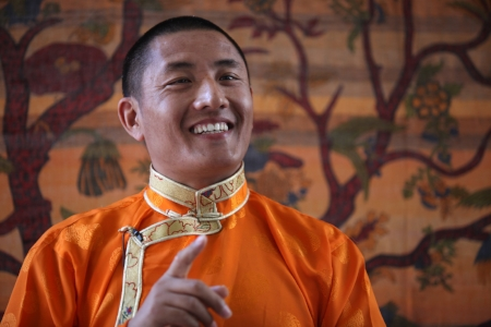 Tulku Lobsang, Doctor of Tibetan Medicine