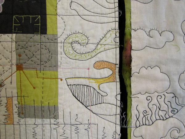 Mind map, detail, Paula Kovarik
