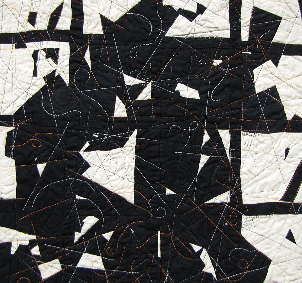 Shattered , detail, Paula Kovarik