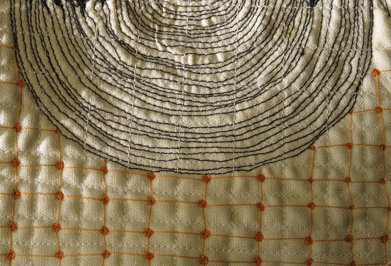 Texture studies, Paula Kovarik