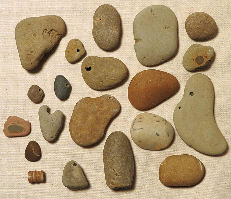 Lake Michigan rocks, Paula Kovarik