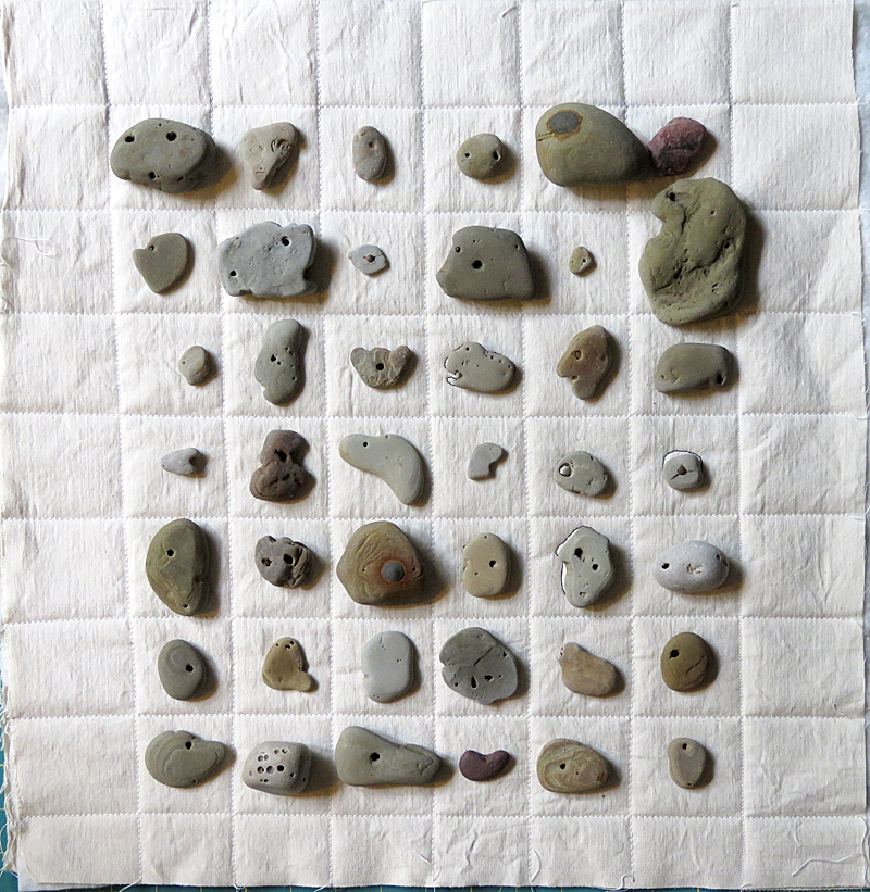 Rock collection, Paula Kovarik