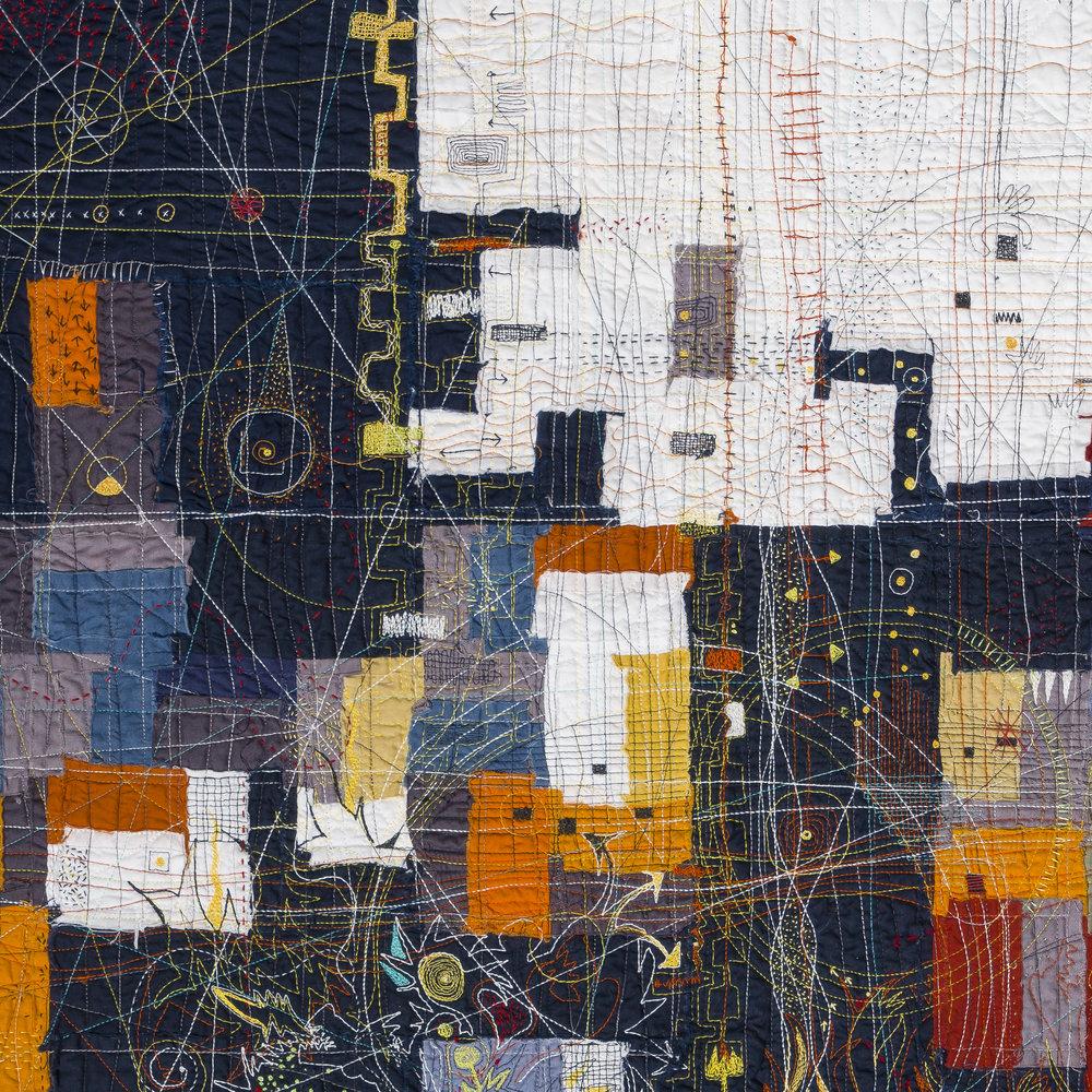 Focus on Something Else , detail, Paula Kovarik