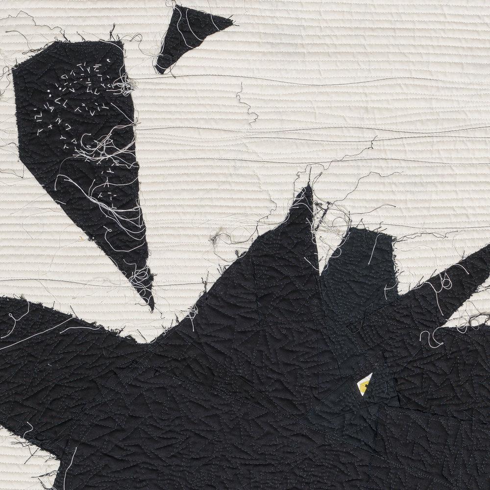 Beast , detail, Paula Kovarik