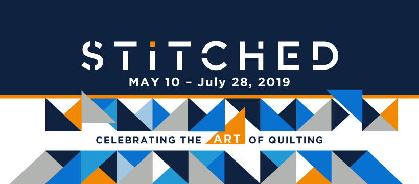 Like us on Facebook or follow us on Instagram @stitched2019.