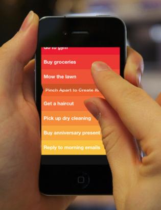 Innovative Mobile App Designs U2014 Karel Vredenburg, Möbel