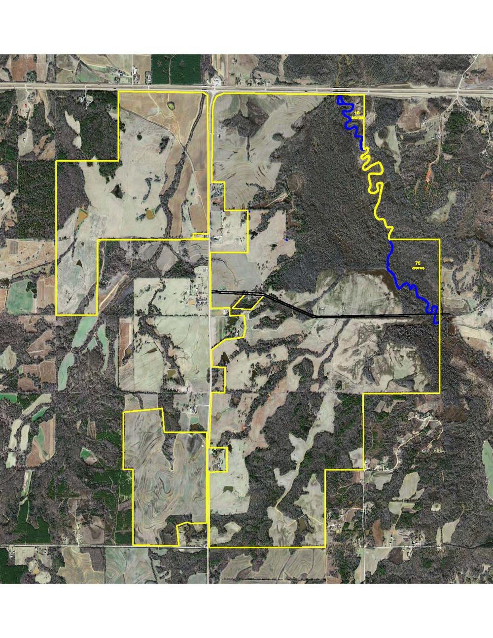 2864.1 Acre Survey