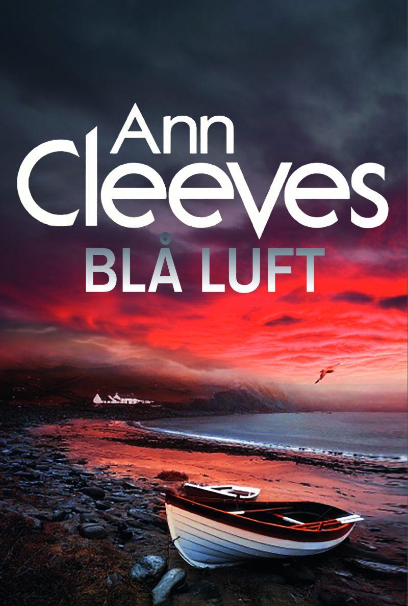 Blå luft  er den sjette bog i  Shetland -serien