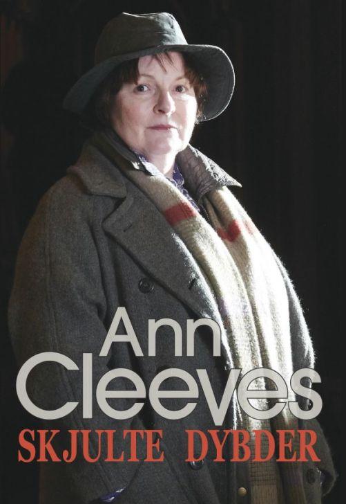 Skjulte dybder  af Ann Cleeves.