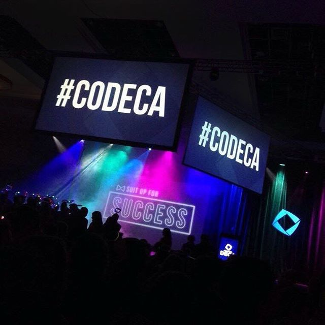 Another look at our recent conference for Colorado DECA