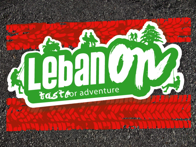 Event branding for adventure tours in Lebanon