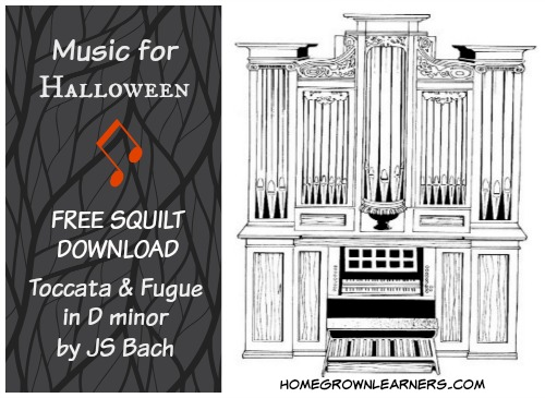 Music for Halloween: Free SQUILT Download