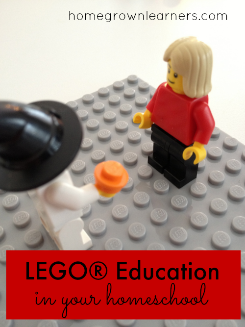 LEGO Education in Your Homeschool