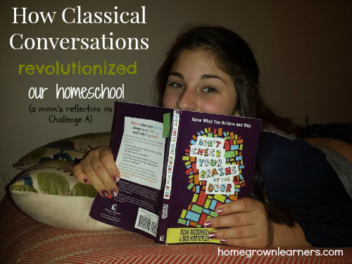 How The Challenge Program Revolutionized Our Homeschool