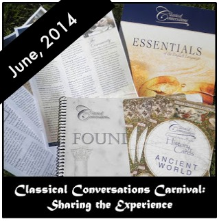 Classical Conversations June 2014 Blog Carnival
