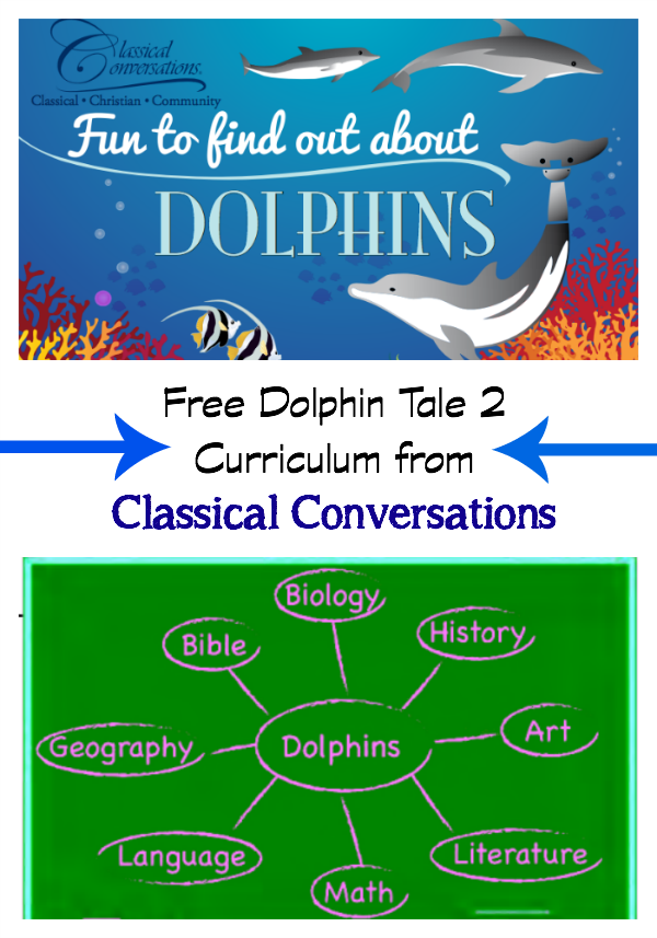 Free Dolphin Tale 2 Curriculum from Classical Conversations
