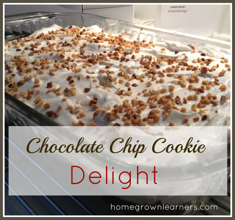 Teaching Baking Skills - Chocolate Chip Cookie Delight — Homegrown ...