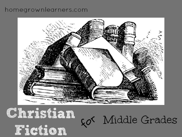 christian books for middle schoolers