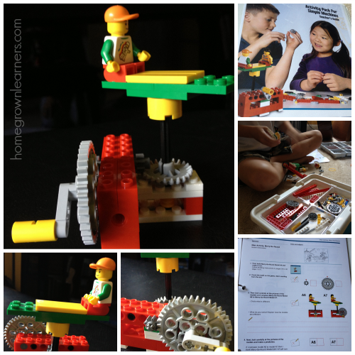 LEGO Education® Simple Machines and a LEGO Balloon Car — Homegrown ...