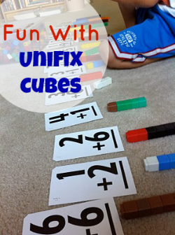 Fun With Unifix Cubes