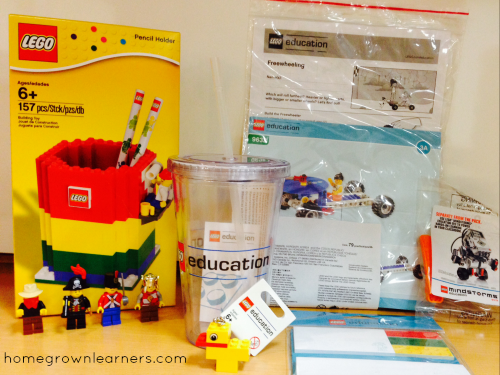 lego pencil holder instructions