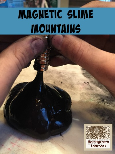How to make magnetic slime and learn about the periodic table what can you do with magnetic slime ccuart Choice Image