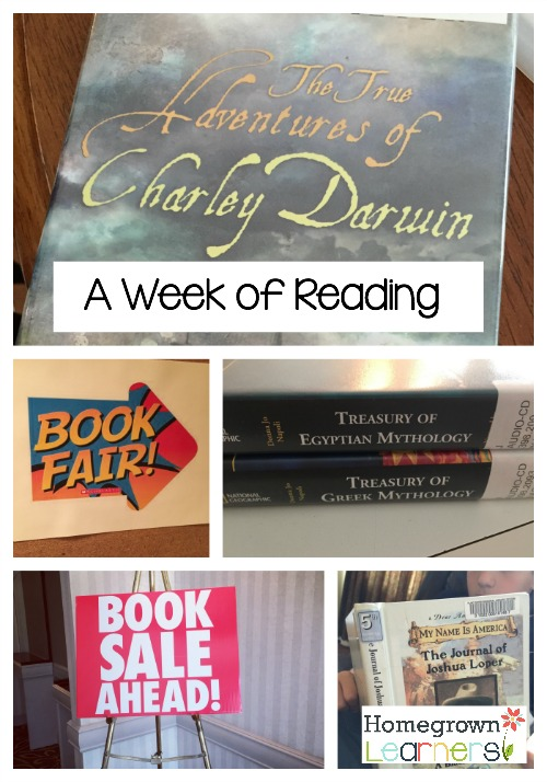 A Week of Reading