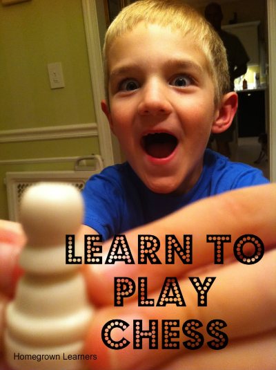 Learn to Play Chess!