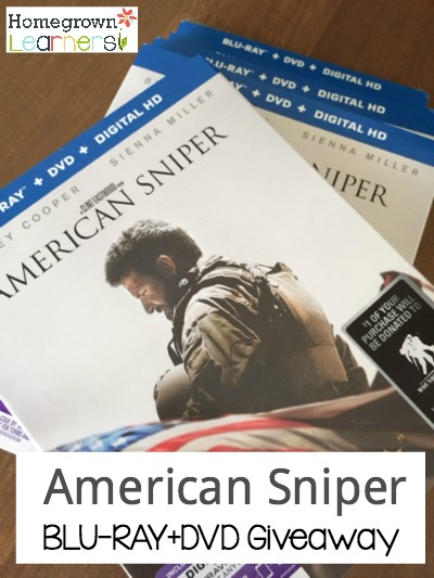 Win a Copy of American Sniper on BLU-RAY+DVD