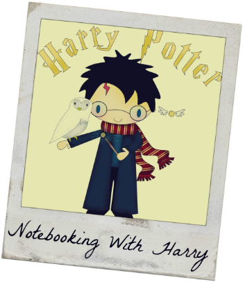 Notebooking With Harry Potter -- perfect for a summer study in your homeschool