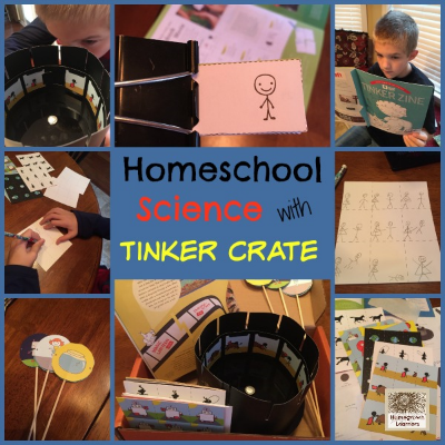 Summer Fun with Tinker & Doodle Crates!